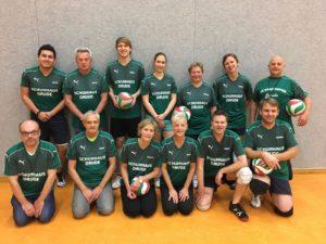 Christaian Ewert Volleyball