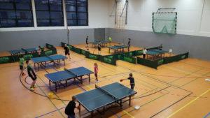 Tischtennis 1